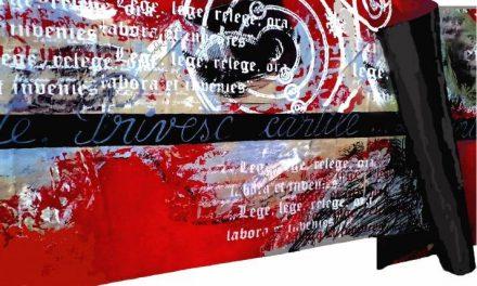 """Expoziție Daniela Frumușeanu """"Spaţiul Cuvintelor"""" @ Museikon Alba Iulia"""