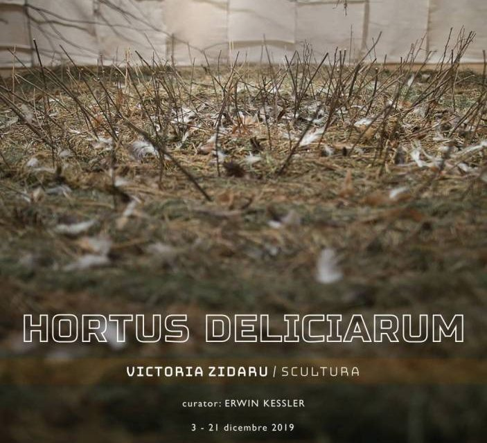"""Expoziție Maria Victoria Zidaru """"Hortus Deliciarum"""" @ Galeria Institutului Român de Cultură și Cercetare Umanistică de la Veneția"""