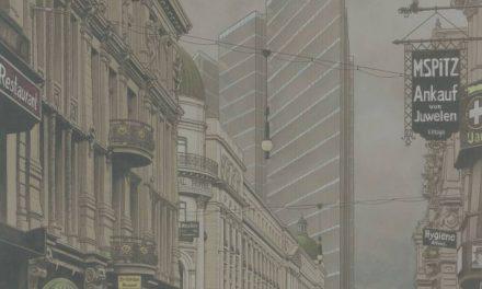 "Expoziție ""Mies van der Rohe. O construcție în cadre"" Modul Cărturești, Sala de expoziții UAUIM"
