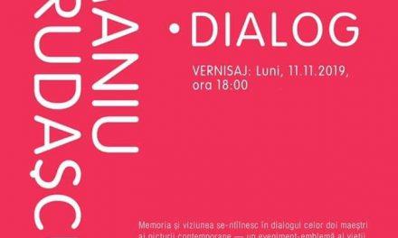 """Expoziție de pictură Cornel Brudașcu și Nicolae Maniu """"Dialog"""" @ """"Casino – Centru de Cultură Urbană Cluj-Napoca"""""""