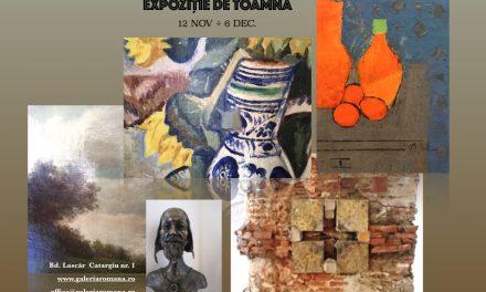 Expoziție de toamnă @ Galeria Romană, București