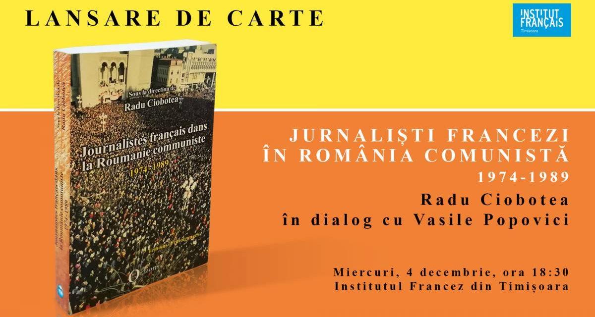 30 de ani de la Revoluția Română și de la căderea Cortinei de Fier: perspective franco-române