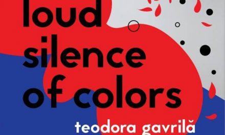 """""""Loud silence of color"""" @ ETAJ – artist run space, București"""