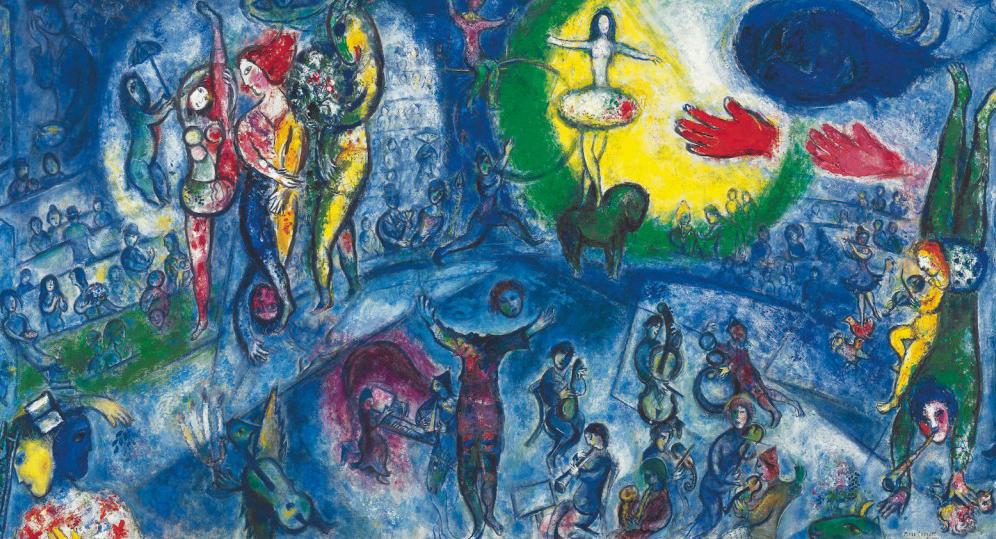 VIAȚA MEA de Marc Chagall, în PREMIERĂ la Teatrul Evreiesc de Stat