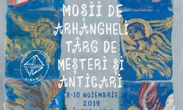Moșii de Arhangheli Târg cu meșteri și anticari @ Muzeul Național al Țăranului Român