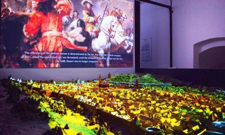 Istoria interactivă tridimensional @ Muzeul Județean de Istorie Brașov