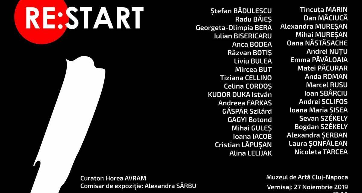 RE:START @ Muzeul de Artă Cluj-Napoca