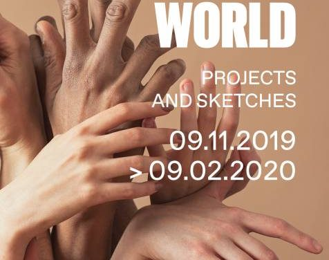 "Expoziție ""Rethinking The Image of The World: Projects and Sketches"" @ Complexului Muzeal MILL, La Louviére"