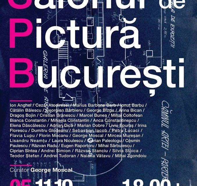 Salonul de Pictură București @ Centrul Artelor Vizuale / Căminul Artei