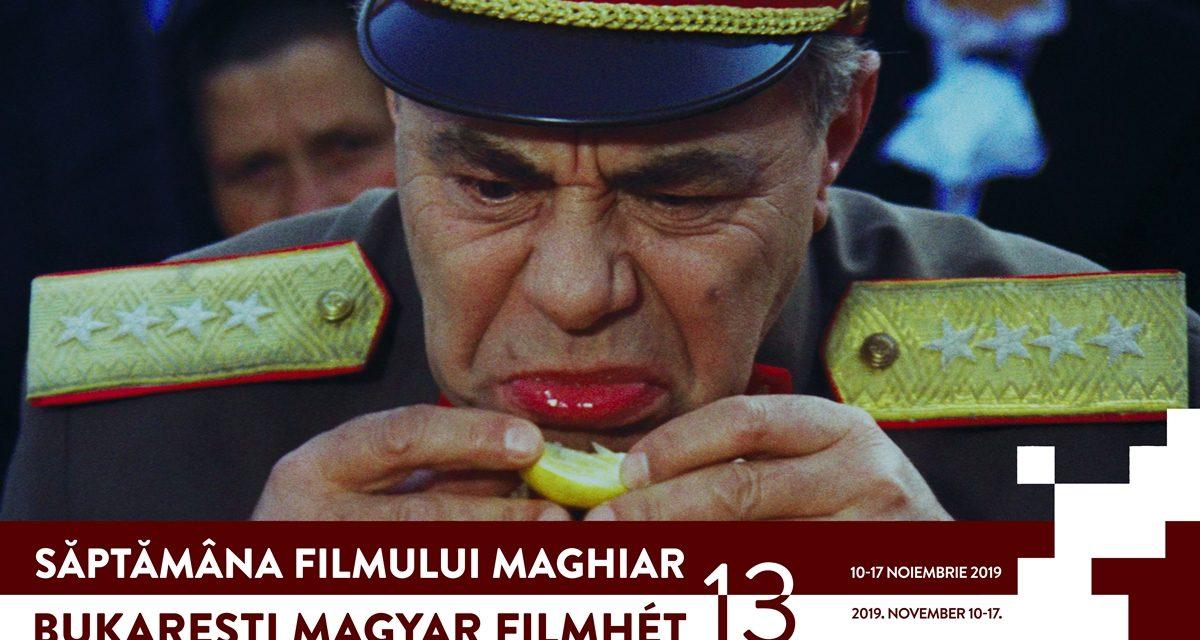 Săptămâna Filmului Maghiar, ediția a 13-a