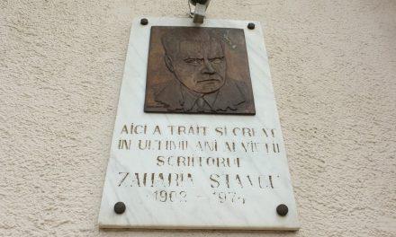 Plăci memoriale ale scriitorilor din Bucureşti