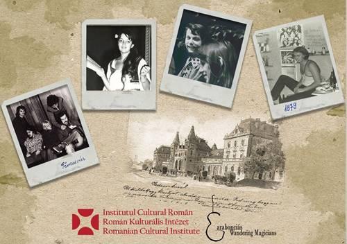 Studenți timișoreni între 1976-1981 @ Institutul Cultural Român la Budapesta