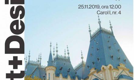 Lansarea volumului ilustrat și a aplicațiilor Iași Multicultural