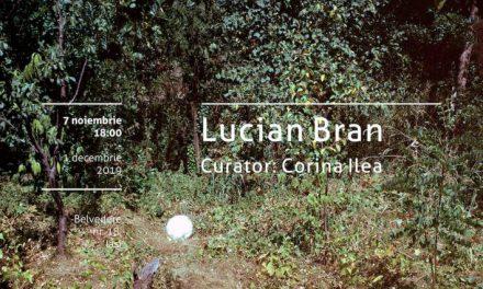 """Expoziție și lansare de carte, Lucian Bran """"Săgeata, floare, foc"""" @ Borderline Art Space, Iași"""