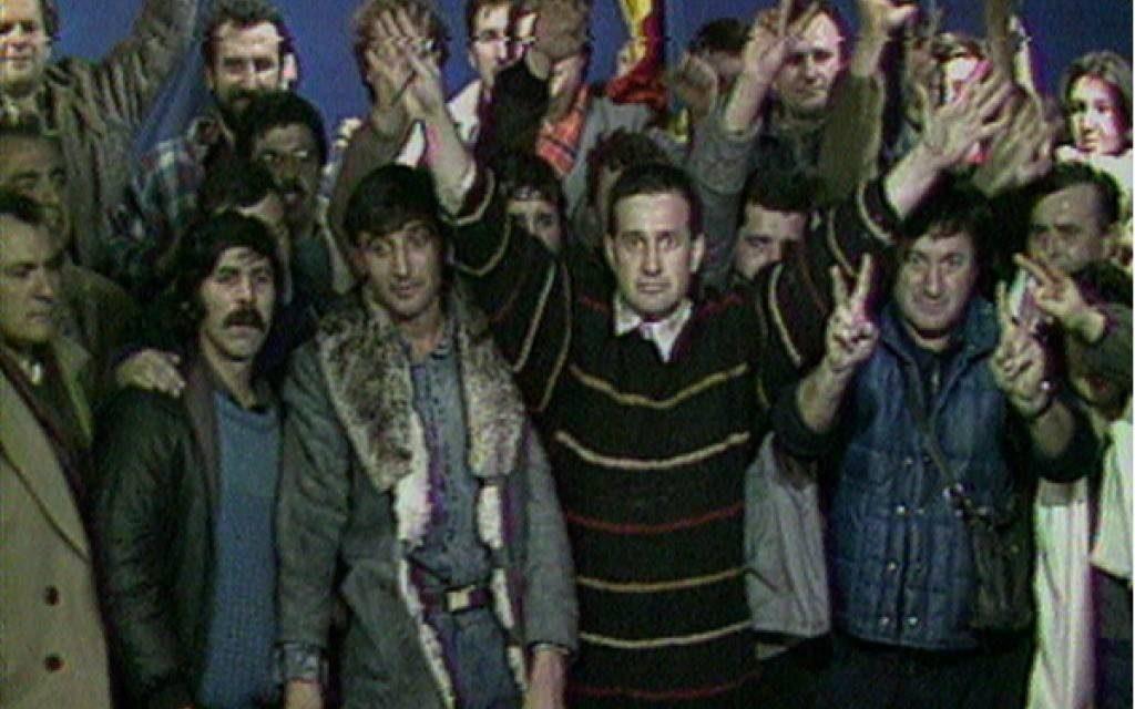 Revoluția Română din 1989 în filmele lui Andrei Ujică