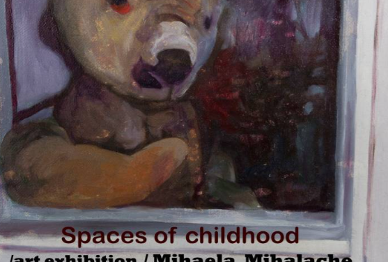 Mihaela Mihalache – solo exhibition, Space of chidhood @ Court of Justice of the European Union, Krichberg, Luxembourg