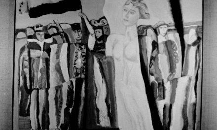 Pictorul Ion Sălișteanu în anii 70