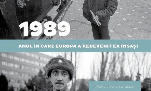 """""""1989: Anul în care Europa a redevenit ea însăşi"""" -fotograful Edward Serotta şi transformările Estului"""