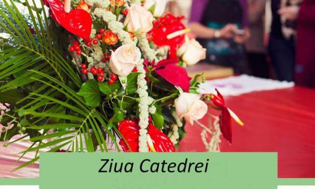 Ziua Catedrei Arte & Design Textil la Universitatea Națională de Arte – București