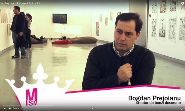 Bogdan Prejoianu – Patrimoniul viitorului