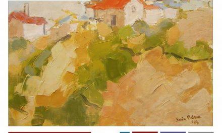 Din tainele picturii: Natura moartă și peisajul în viziunea lui Sorin Adam @ Muzeul Municipiul București