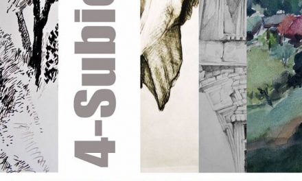 """Expoziție """"4-Subiectiv"""" @ Metropolis Art Collection, București"""