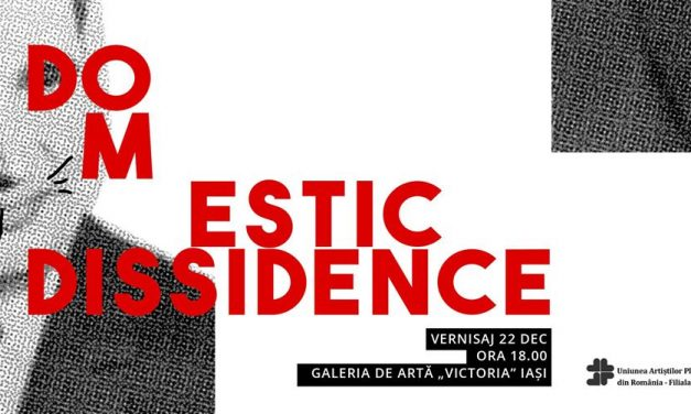 """Expoziție """"Domestic Dissidence"""" – 22 decembrie @ Galeria Victoria, Iași"""