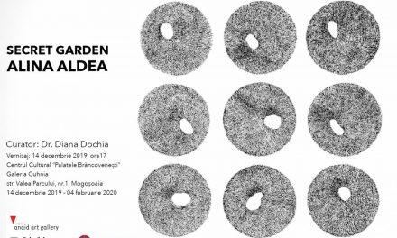 """Expoziție Alina Aldea """"Secret Garden"""" @ Centrul Cultural """"Palatele Brâncoveneşti"""", Mogoşoaia"""