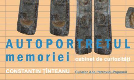 """Expoziție Constantin Țînteanu """"Autoportretul memoriei/cabinet de curiozități"""" @ Centrul Cultural """"Palatele Brâncovenești de la Porțile Bucureștiului"""", Mogoșoaia"""