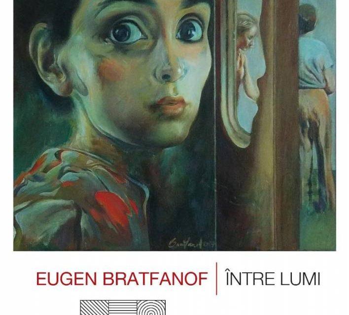"""Expoziție Eugen Bratfanof """"Între lumi"""" @ Galateca, București"""