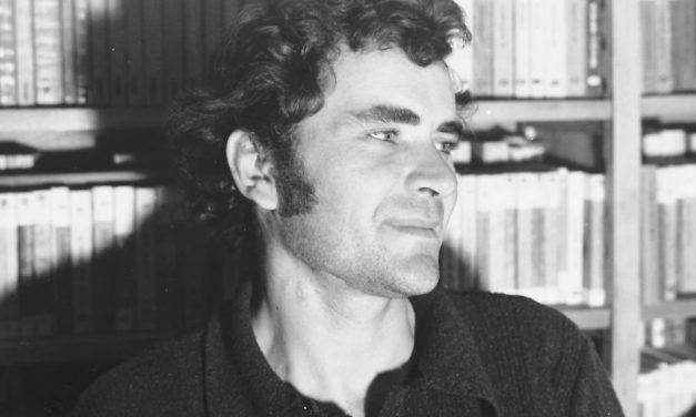 Graficianul Valentin Popa, octombrie 1971
