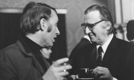 Maestrul Corneliu Baba în 1978