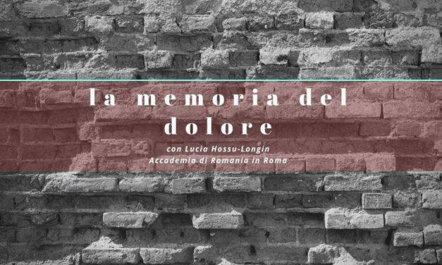 Memorialul durerii – 21 de fotograme care au intrat în istorie @ Accademia di Romania in Roma