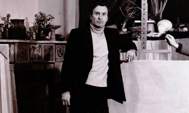 Pictorul Mihai Rusu, 1971-1978