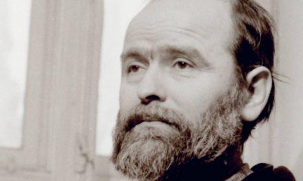 Pictorul Viorel Grimalschi, 1987