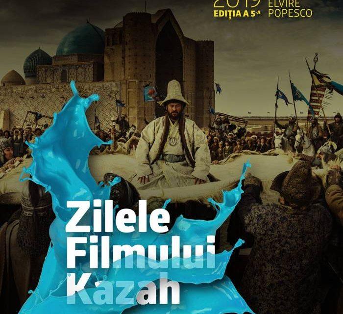 Zilele Filmului Kazah, la ediția a V-a
