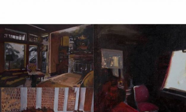 "Mihaela Mihalache, expoziție personală""Interior Space"", Galeria Casa Matei, Cluj-Napoca"