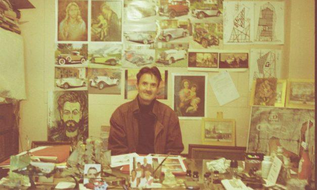 Podcast – Printre umbre – Iulian Stan Gili