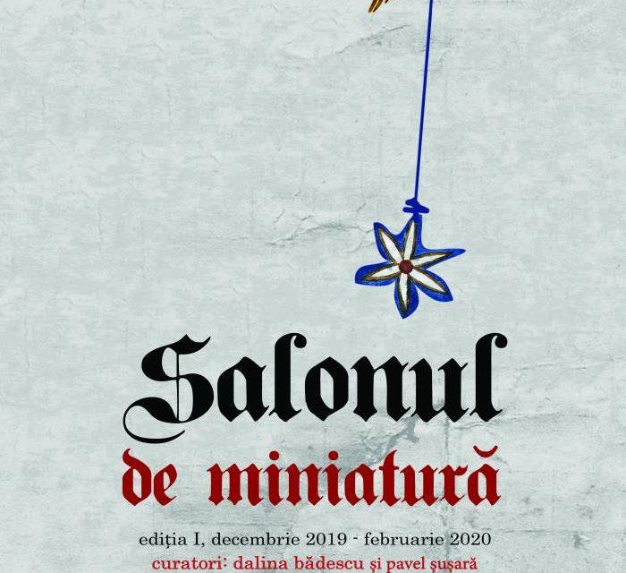 Salonul de miniatura @ MAMCO Pavel Șușară