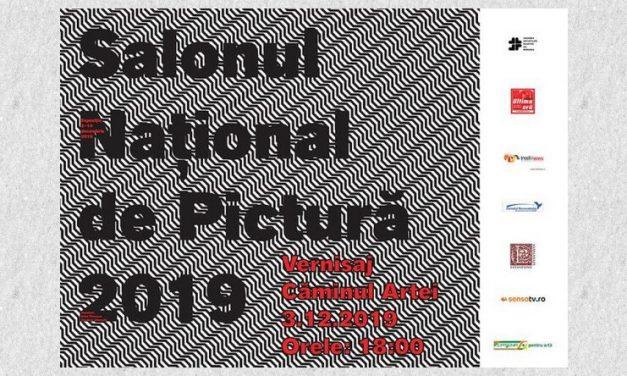 Salonul Național de Pictură 2019 @ Centrul Artelor Vizuale – Galeria Căminul Artei