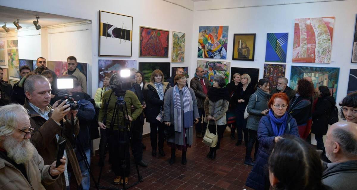 Salonul de Pictură – prelungirea expoziției @ CAV