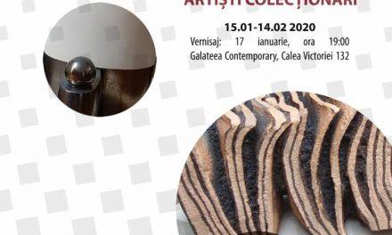 Expoziție CERAMICA CONTEMPORANĂ & ARTIȘTI COLECȚIONARI @ Galateea Contemporary Art, București