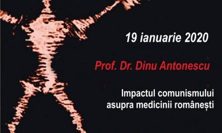 """Conferințele TNB – Prof. Dr. Dinu Antonescu despre """"Impactul comunismului asupra medicinii româneşti"""""""