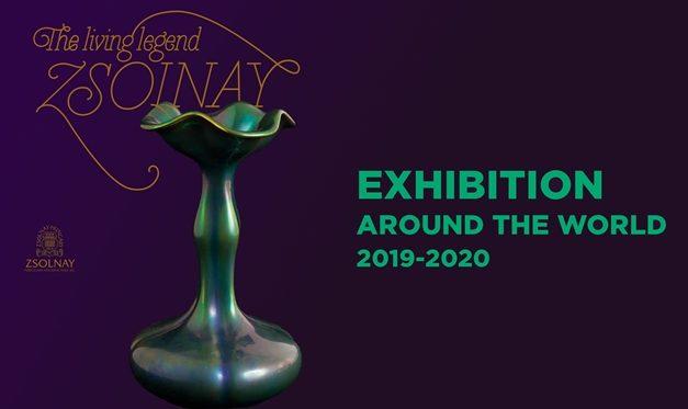 Expoziţia Zsolnay World Tour @ Institutul Balassi – Institutul Maghiar din București