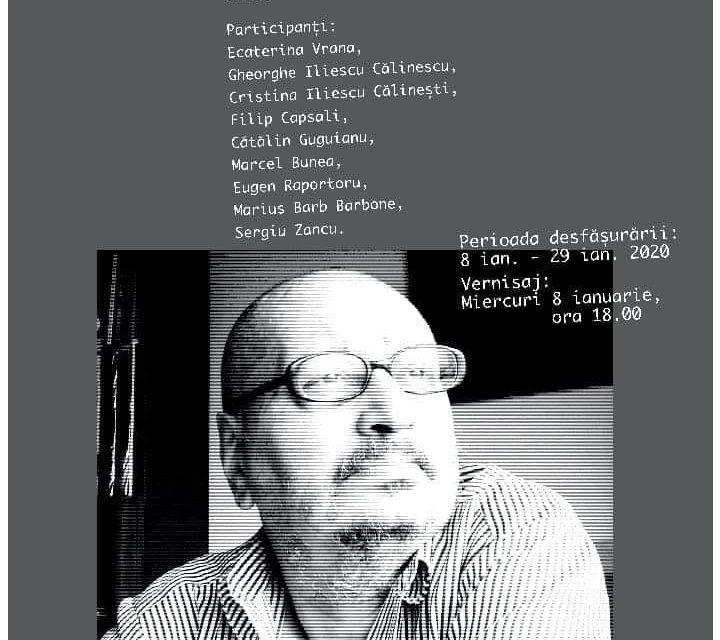 "Expoziți""IOVAdis 70va"" @ Muzeul Național al Literaturii Române"