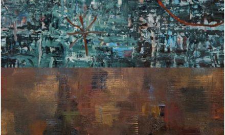 """Expoziția """"Synesthesia"""" Gabriel Prundeanu (Sighetul Marmației) și Stelian Ghigă (Craiova) @ Centrul Cultural """"Palatele Brâncovenești"""", Mogoșoaia"""