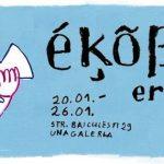 Expoziția studenților Erasmus+ Semestrul I – Anul universitar 2019-2020 @ UNAgaleria, București