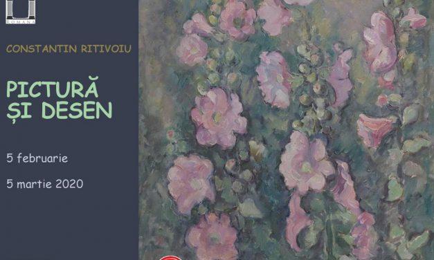 Expoziție personală Constantin Ritivoiu – Pictură şi Desen @ Galeria Romană, București
