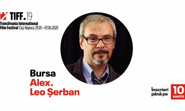 Încep înscrierile pentru Bursa Alex. Leo Șerban