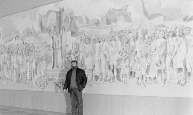 Pictorul Corneliu Vasilescu